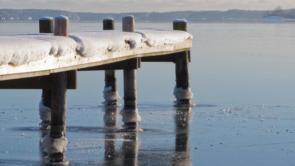 Is på trälhavet