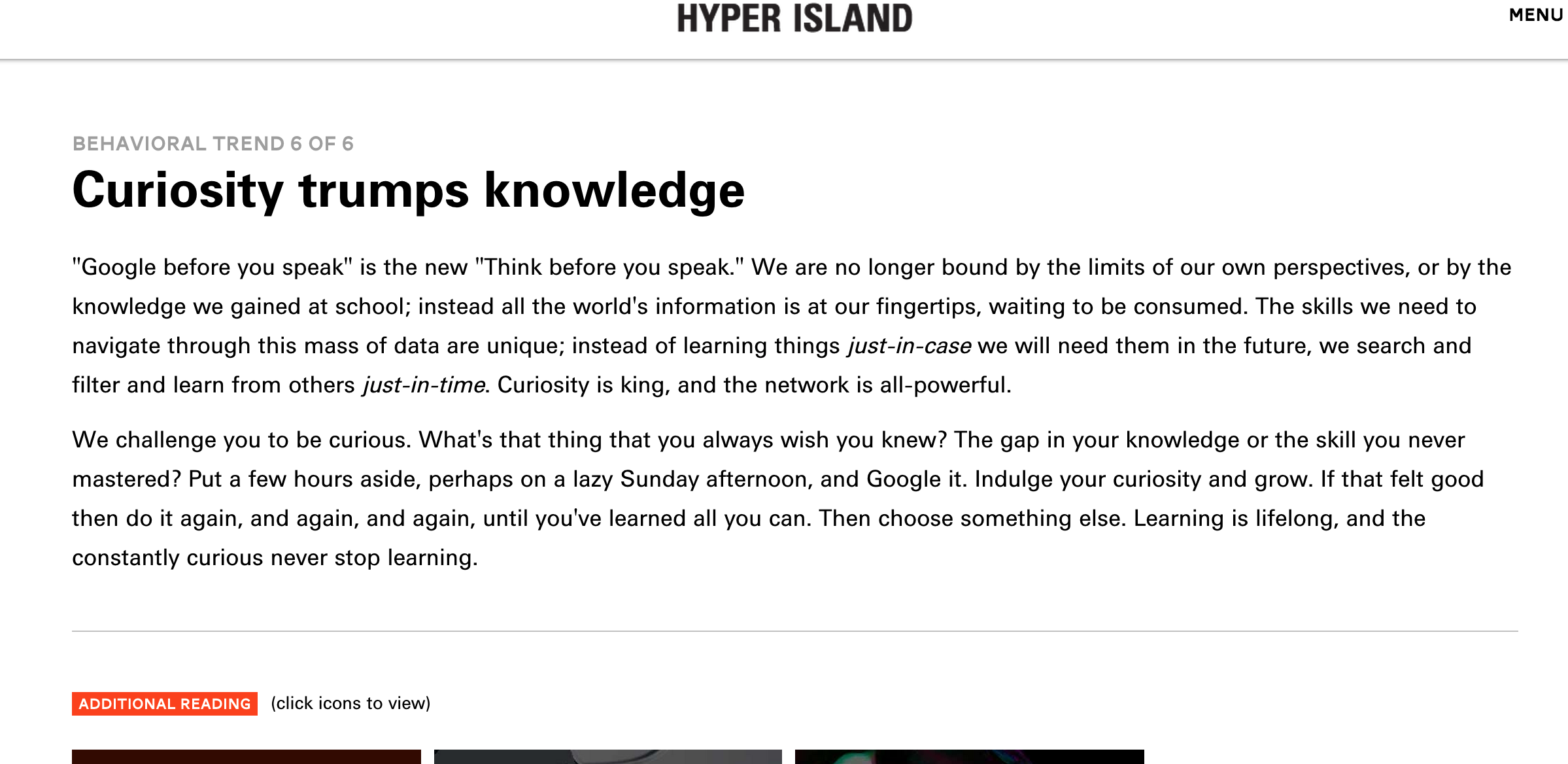 Screenshot from http://changes-of-tomorrow.hyperisland.com/behavioral.html